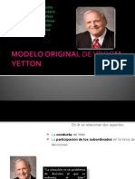 Modelo Original de Vroom-yetton
