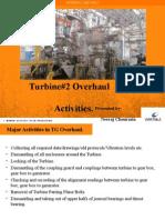 Turbine Overhaul