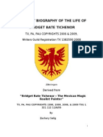 THE FIRST BIOGRAPHY OF THE LIFE OF BRIDGET BATE TICHENOR - Chapter V