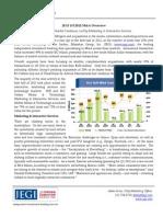 Jegi 1h-2012 m&a Overview