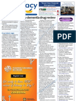 Pharmacy Daily for Fri 29 Jun 2012 - Dementia drug review, Private insurance, Free intern rego, Women in research and much more...