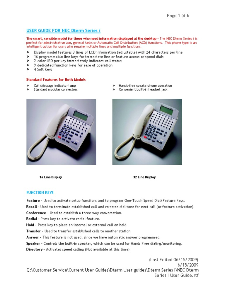 ... dterm 80 phone thriftyfun Array - nec headset manual rh nec headset  manual diestetic com