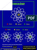 Aula 01 Estrutura Atomistica 2012