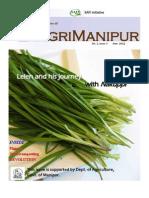 AgriManipur June 2012 (Vol. 1 Issue 3)