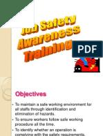 Job Safety Awareness Training