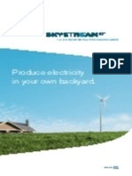 Skystream 3.7 Brochure