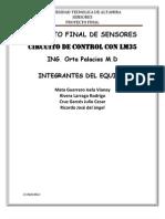 Proyecto Final de Sensores Lm35