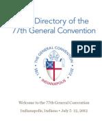 2012 GC Directory