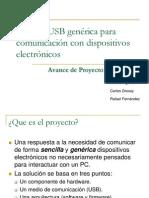 Presentacion Avance USB