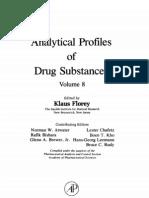 Profiles Of Drug Substances Vol 08 Aspirin Acid Dissociation