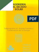 Ingenieria Del Secado Solar