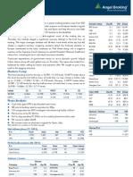 Market Outlook 290612