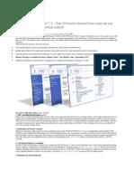 Upgrade to SAP NetWeaver Portal 7.3