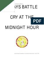 Battle Cry at Midnight   Armor Of God   Religious Behaviour