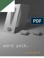 Word Yolk