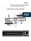 ARMY Strategic Intelligence IT0583 1997 94 Pages
