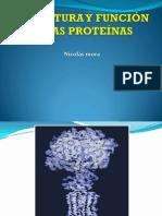 CLASE ESTRUCTURA Y FUNCIÓN DE LAS PROTEÍNAS (PPTminimizer)