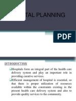 Hospital Planing