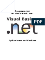 Introduccion a Visual Basic Net