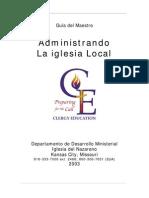 Admon La Iglesia Local_sp