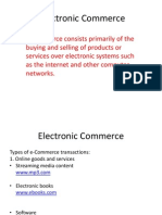 Electronic Commerce and Digital Signature