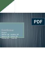 Caregroup Mis Grp 6