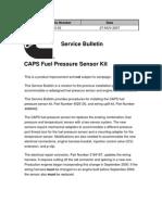 QSC8.3 Fuel Pressure Sensor Repair Kit