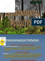 Environmental Polution
