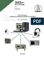 ISIMMDOCS-fasicule TP acquisition et traitement de données avec LABVIEW 2011_2012