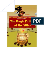 The Magic Potion of the Witch (English)