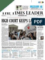 Times Leader 06-29-2012