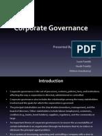 Corporate Governance Ppt