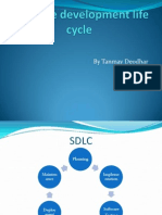 Software Developement Life Cycle