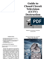 CCTV Destruction Imposed