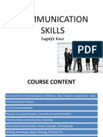 Lecture 1-Introduction to Communication
