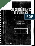 Ghid de Lucrari Practic de Oftalmologie