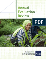 2012 Annual Evaluation Review