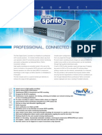 Dedicated Micros Ds2p 16dvd 500gb