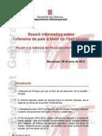 Powerpoint presentació en Comissió Pla fracàs escolar Cat- Adobe Acrobat
