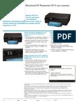 Ficha Técnica Impresora Hp Photosmart 5515