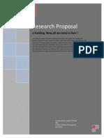 Research Proposal Draft by Tanveer Ameen Lashari-SIP 096