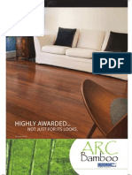 Arc Bamboo Brochure