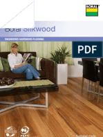 Boral SIlkwood Brochure - Whole Range