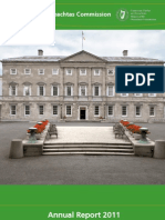 Oireachtas Annual Report 2011