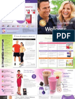Catalogo Wellness Oriflame