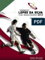 Torneio Lopes Da Silva - Revista Oficial 2012