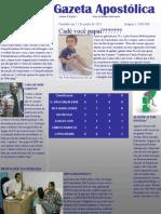 Jornal do Renascer League Soccer - 2a. Edição