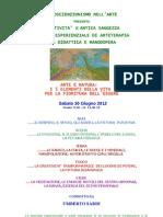 Seminario Arte e Natura - 30 giugno 2012