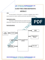 3.Sms Based Wheather Reporting