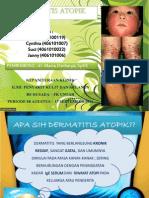 Dermatitis Atopik-referat Fk Untar